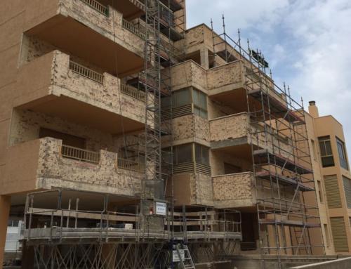 Rehabilitación de edificios Arenales del Sol – Elche (Alicante)