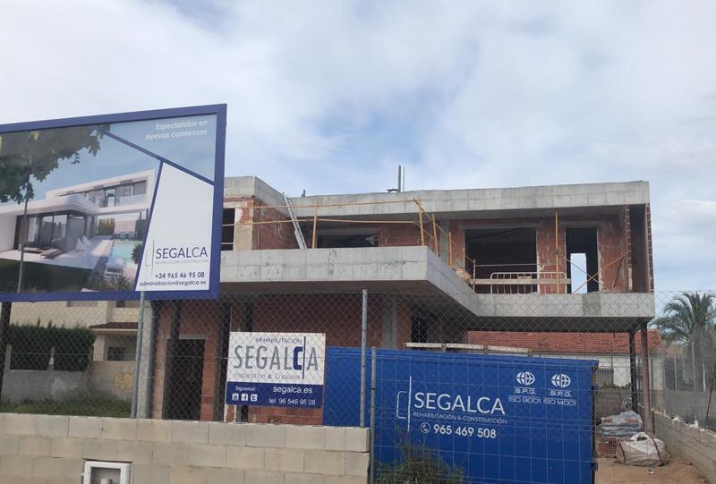 Constructora Elche - Segalca