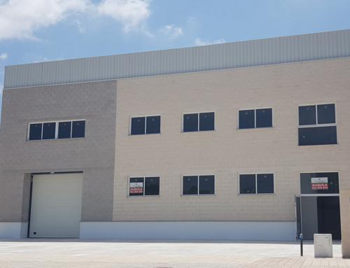 Edificación Industrial Elche Parque Empresarial