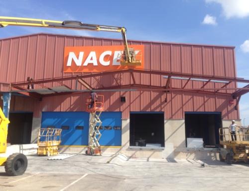 Edificación Industrial Nave Nacex