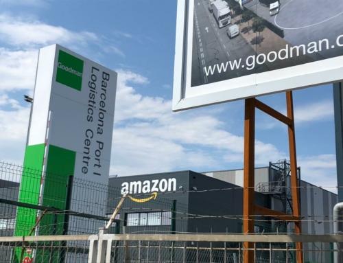 Edificación Industrial Nave Amazon
