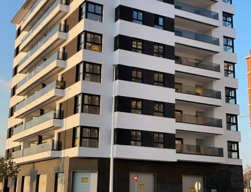 Construcción de edificio residencial – Elche