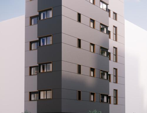 Próximo proyecto – Edificio Oscar Esplá Elche (Alicante)